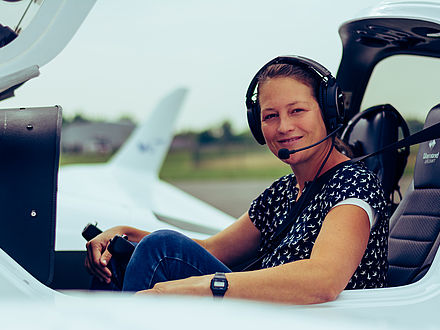 Julia Watschinger Flight Instructor ATO Watschinger
